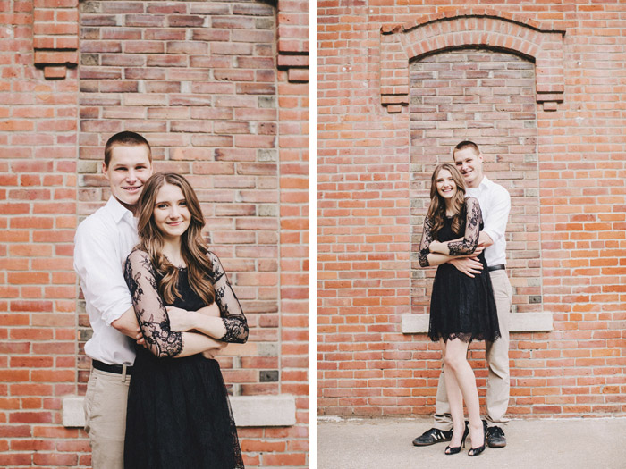 a607a13a1f57 Chelsee & Isaac | Downtown Iowa City Engagement - Iowa and Midwest ...